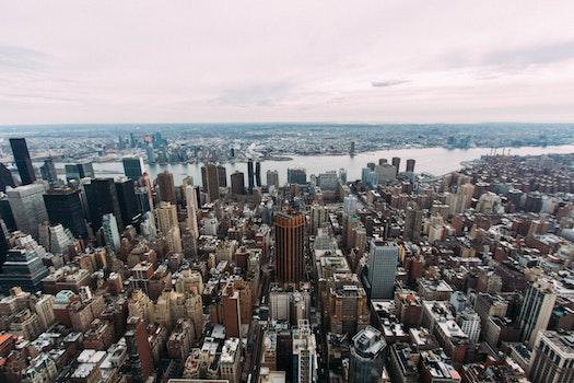 Kostenloses Stock Foto zu stadt, landschaft, skyline, gebäude