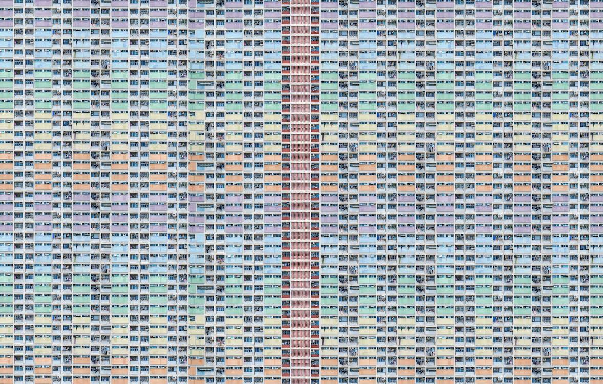 Đầy màu sắc, Hồng Kông, kiến trúc