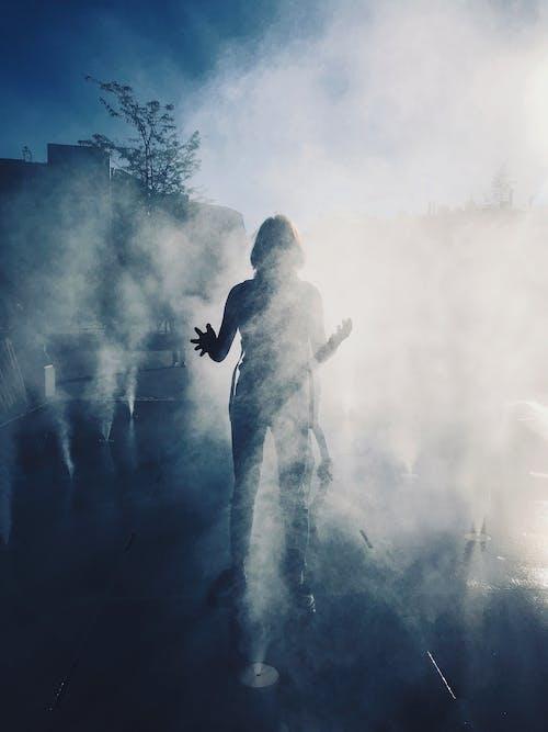 Základová fotografie zdarma na téma denní světlo, kouř, krajina, malebný