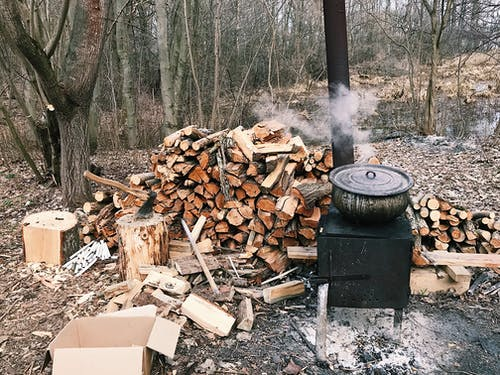 原本, 國家, 廚師, 柴火 的 免費圖庫相片