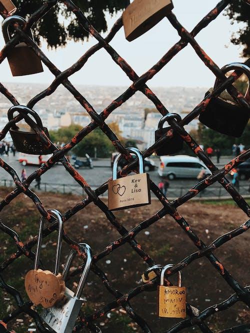 一對, 婚禮, 婚禮配件, 巴黎 的 免費圖庫相片