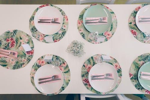 꽃, 녹색, 디너 룸, 음식의 무료 스톡 사진
