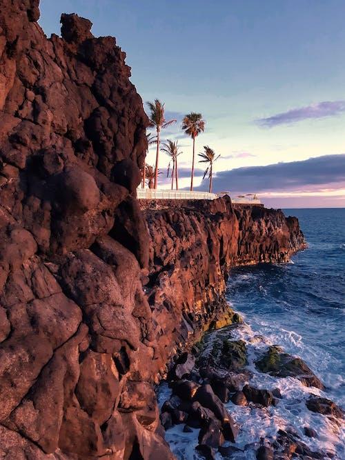 Бесплатное стоковое фото с HD-обои, берег моря, берег океана, вода