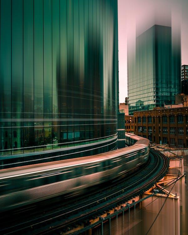 交通系統, 光迹, 公共交通工具