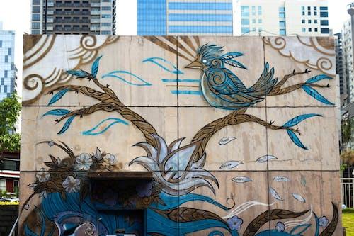 Free stock photo of art, artwork, mural, murals
