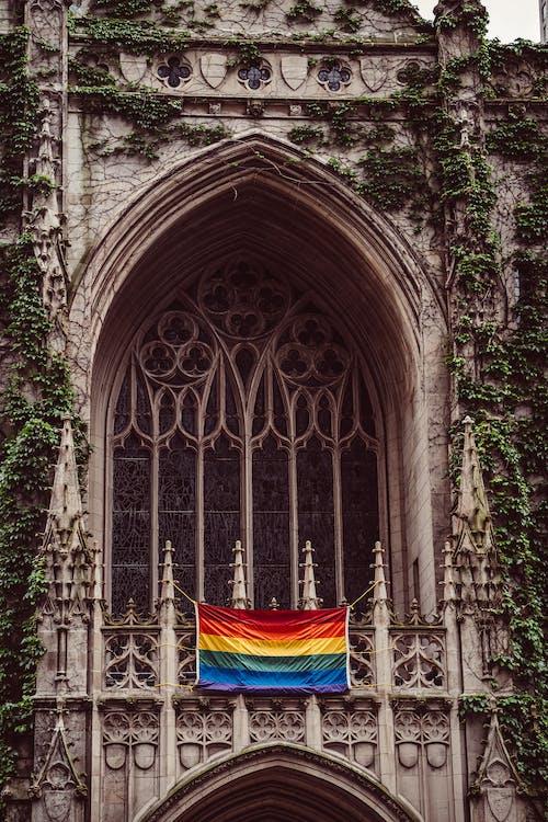 Immagine gratuita di archi, architettura, banner, chiesa