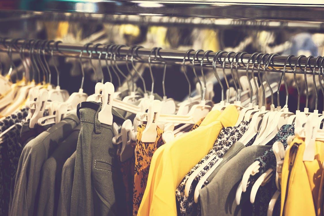afaceri, agățat, articole de îmbrăcăminte