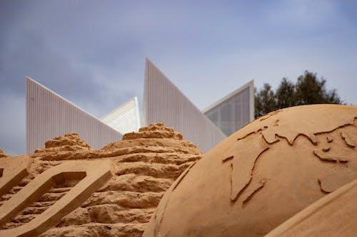 Kostnadsfri bild av arkitektonisk design, byggnad, design, earh