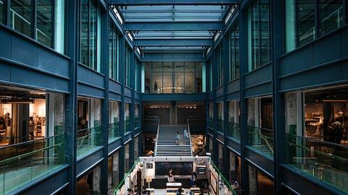 Бесплатное стоковое фото с архитектура, в помещении, здание