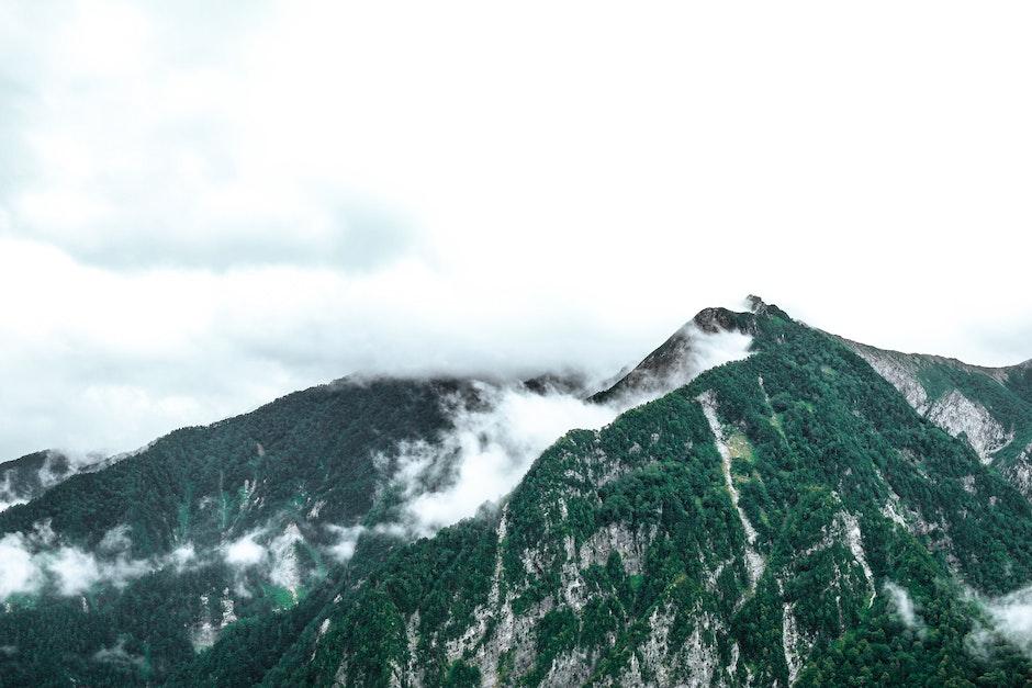 clouds, fog, HD wallpaper