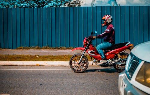户外摄影, 摩托車, 索尼 的 免费素材照片