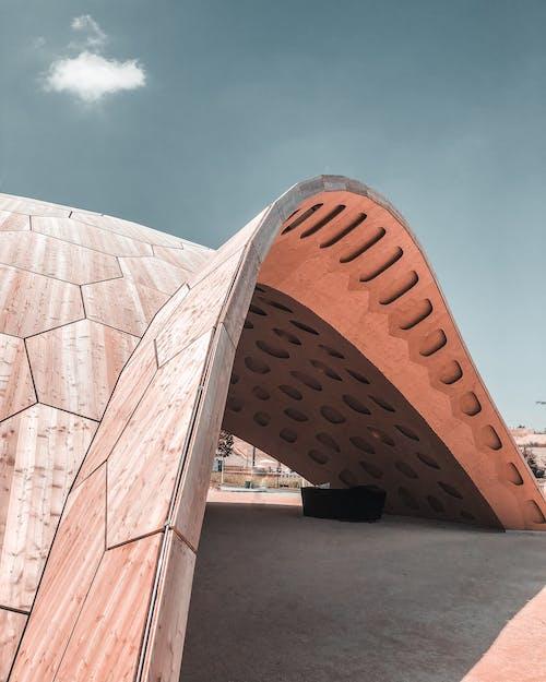 Бесплатное стоковое фото с Арка, архитектура, Архитектурное проектирование, выражение