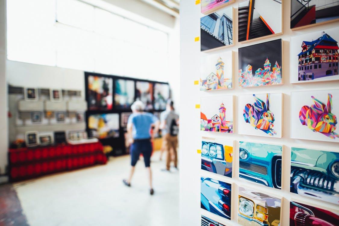 Free stock photo of art, art exhibition, art gallery
