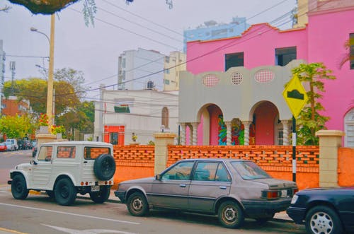 Безкоштовне стокове фото на тему «автомобілі, автомобіль, міська фотографія, Міський»