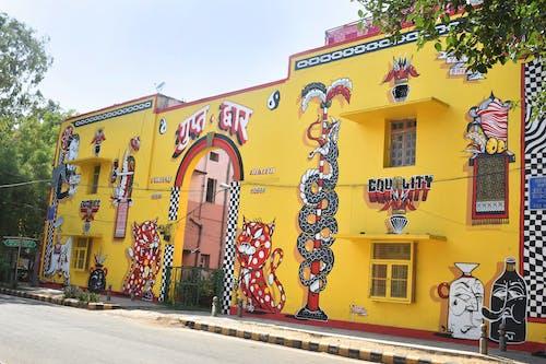 Free stock photo of art, artist, delhi