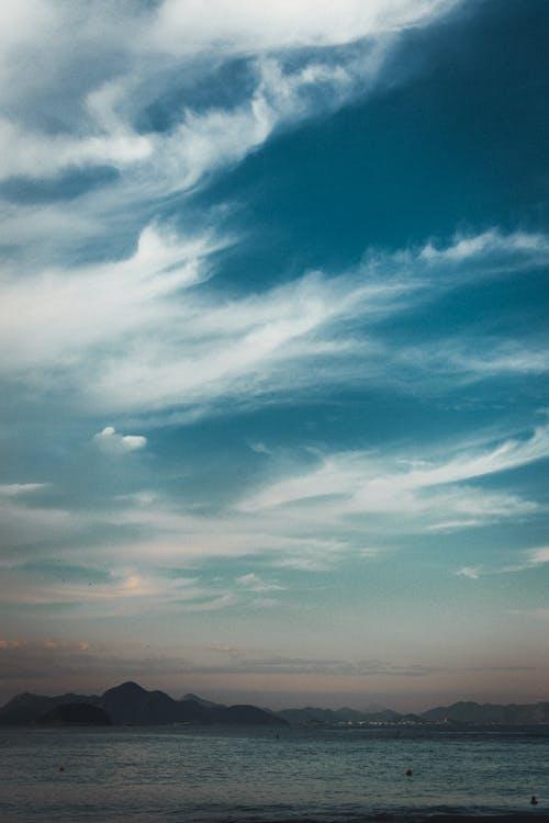 Immagine gratuita di céu, fotografia, nuvens, praia