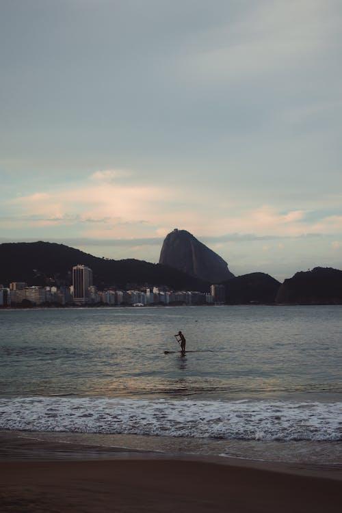 Gratis lagerfoto af hav, kyst, praia, rio de janeiro