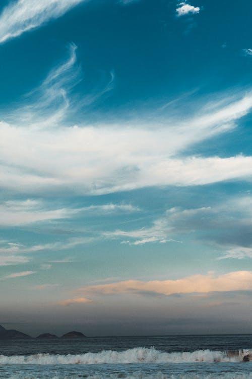 Immagine gratuita di céu, fotografia, praia, sfondo