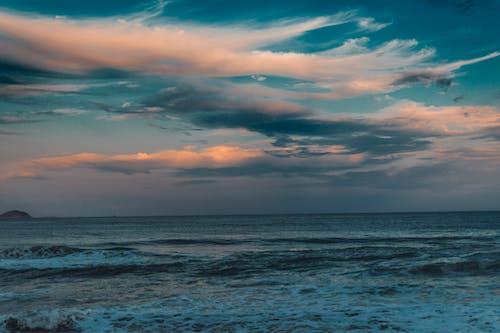Immagine gratuita di alba, cielo, crepuscolo, mare