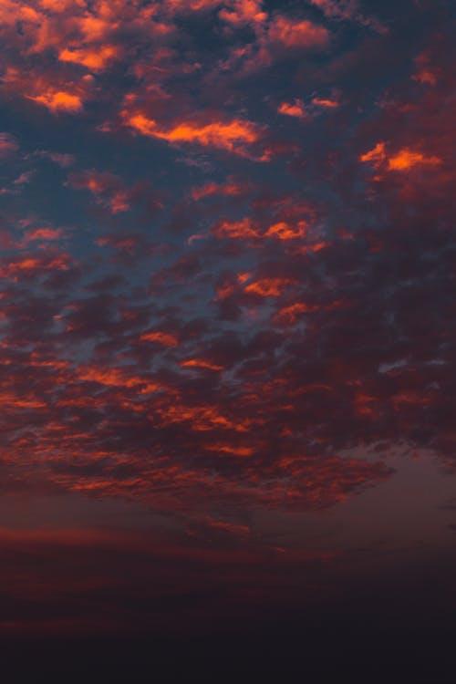 Immagine gratuita di ambiente, cielo, cielo drammatico, colori