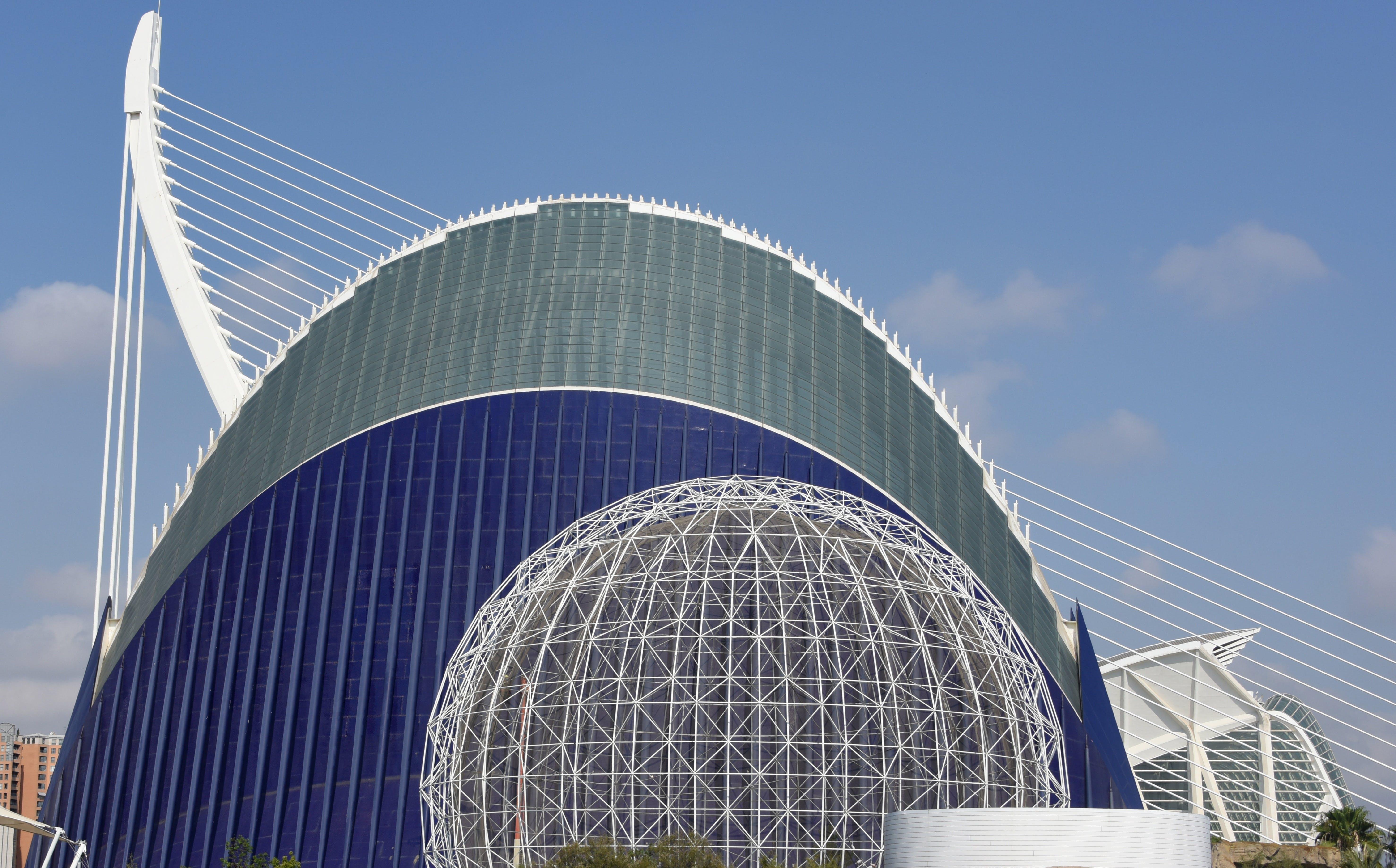 Kostenloses Stock Foto zu aquarium, architektur, aufnahme von unten, bau