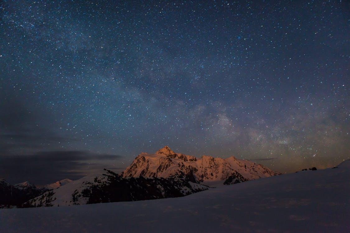 alam, artis, Bima Sakti