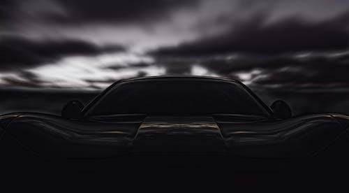 Imagine de stoc gratuită din bară de protecție, fereastră, mașină de curse, mașină neagră