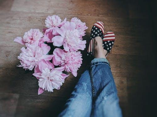 Photos gratuites de amour, bois, bouquet, chaussures
