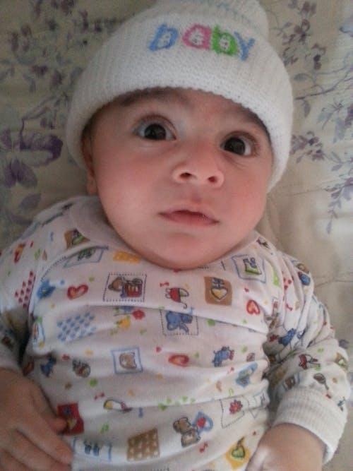 Foto d'estoc gratuïta de roba de nadó