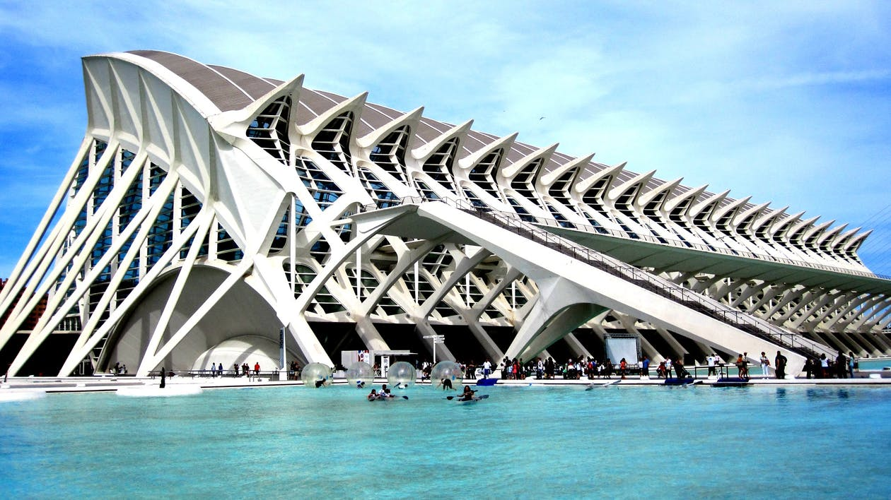архитектура, бассейн, бизнес