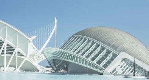 反射, 城市, 市容, 建設 的 免費圖庫相片