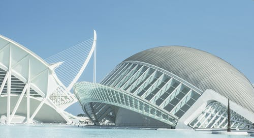 Základová fotografie zdarma na téma architektura, budova, design, futuristický
