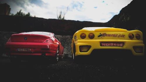 寶馬, 寶馬玩具, 汽車玩具, 法拉利 的 免費圖庫相片