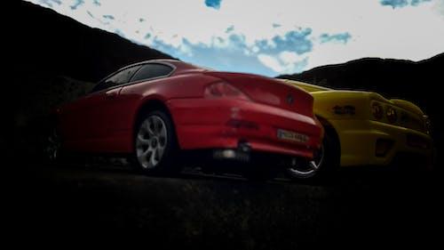停放的汽車, 停放的玩具車, 寶馬, 汽車 的 免費圖庫相片