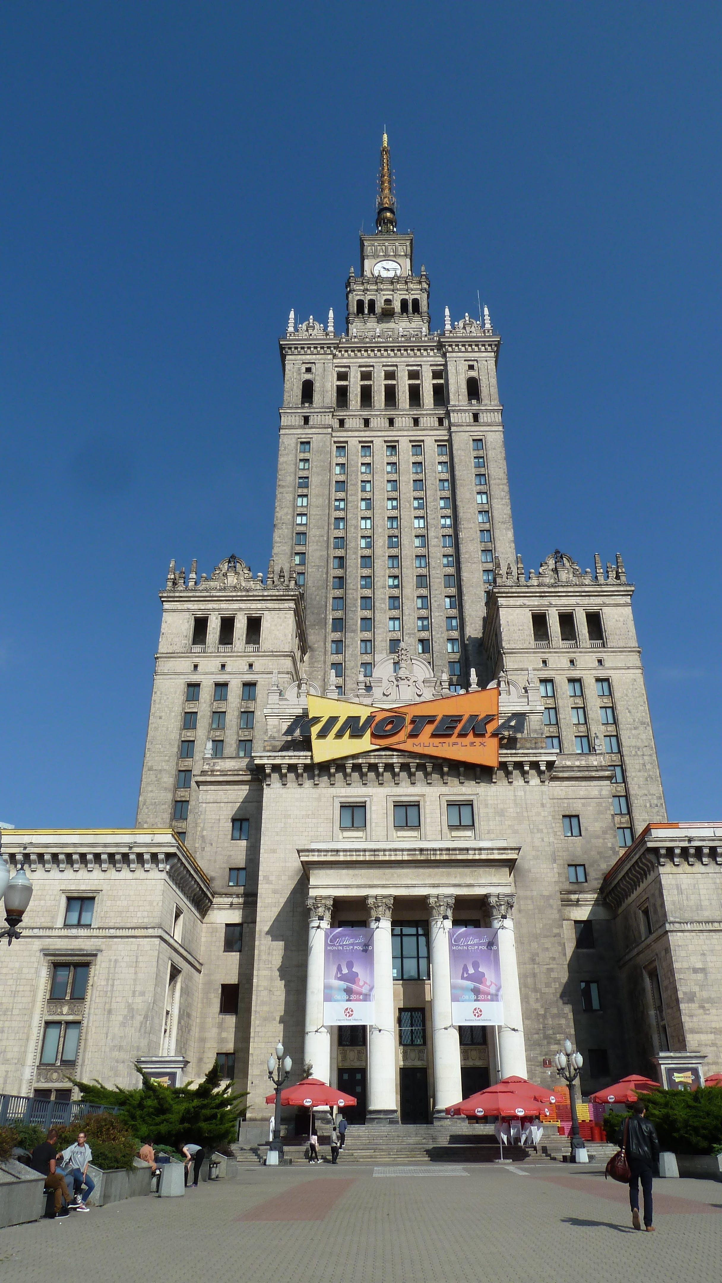 Facade of a City