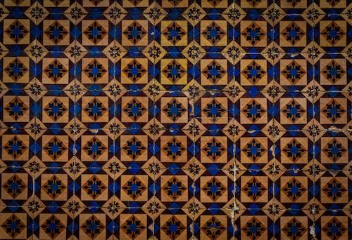 Foto stok gratis balok, biru, dasar, keramik