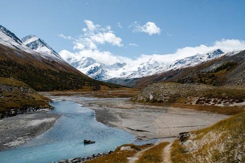 Gratis stockfoto met berg, kou, landschap, meer