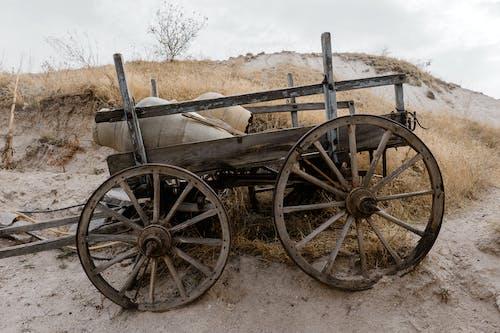 คลังภาพถ่ายฟรี ของ cappadocia, กระถาง, ชนบท