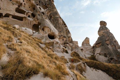 คลังภาพถ่ายฟรี ของ cappadocia, กลางวัน, กลางแจ้ง, การก่อตัวทางธรณีวิทยา