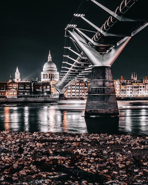 Gratis lagerfoto af aften, arkitektur, berømt, berømte vartegn