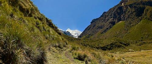 トレッキング, ハイキング, ペルー, 小径の無料の写真素材