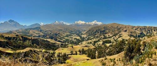 フアレス, ペルー, 山, 山岳の無料の写真素材