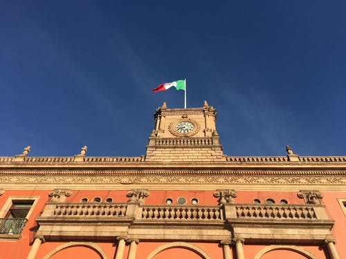 Free stock photo of building, clock tower, palace