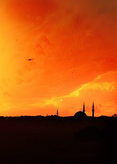 Kostnadsfri bild av arkitektur, himmel, islam, istanbul
