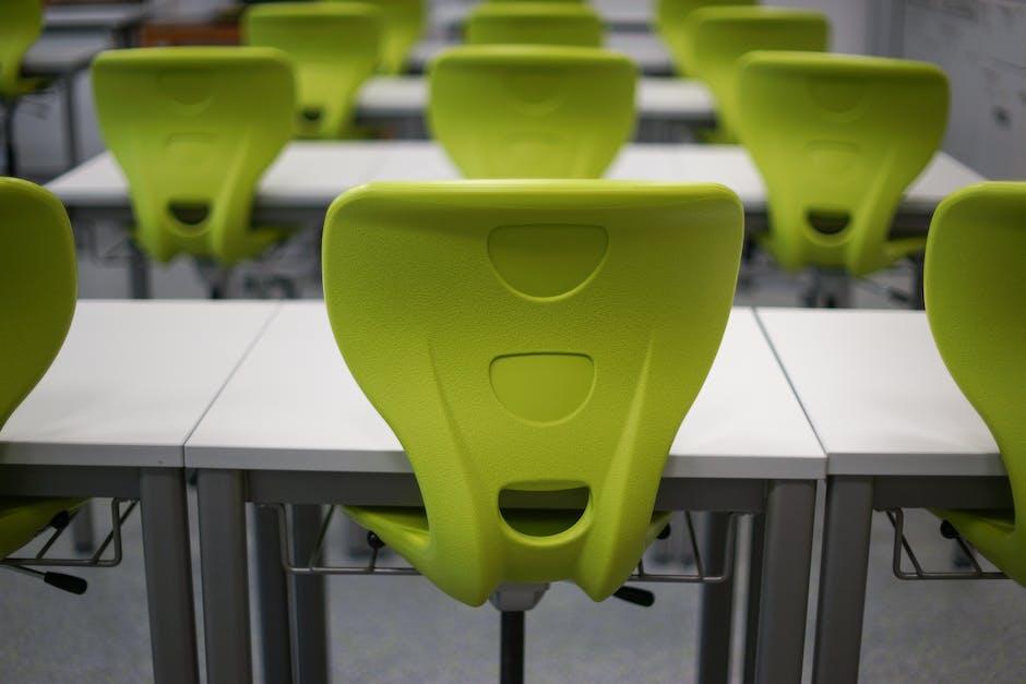 New free stock photo of bench, light, desk