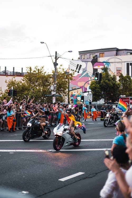 Δωρεάν στοκ φωτογραφιών με gay-h, LGBT-h, pride, Άνθρωποι