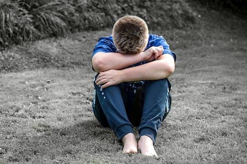 不快樂, 人, 休息, 傷心 的 免費圖庫相片