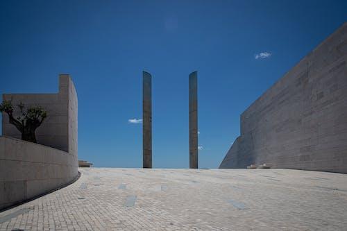 Immagine gratuita di architettura, architettura moderna, calcestruzzo, contemporaneo