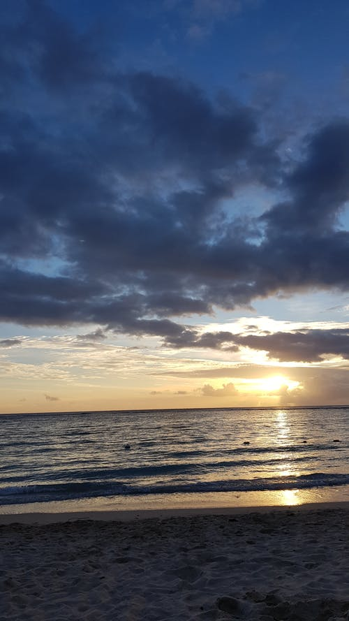 Ảnh lưu trữ miễn phí về bãi biển hoàng hôn, biển, bờ biển, cát
