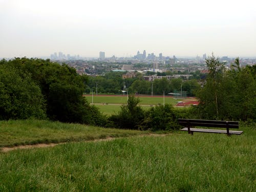 Free stock photo of hampstead heath, london, london skyline, parliament hill